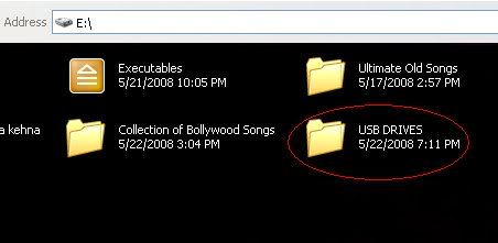 How to Mount USB Drives to a Windows Folder