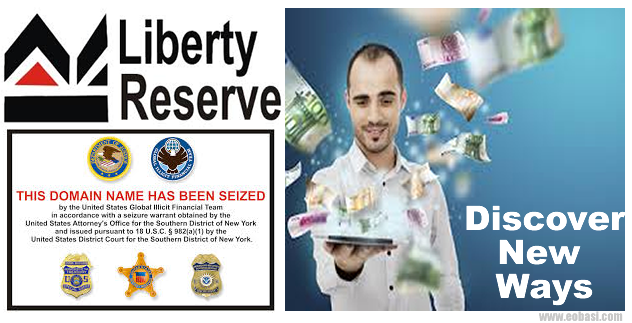 Liberty Reserve Gone?  Top 3 Option for Online Payment Gateways!