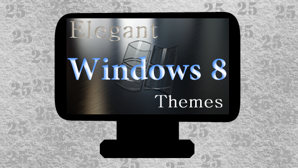 25 Best 'Free' Elegant Windows 8 Themes