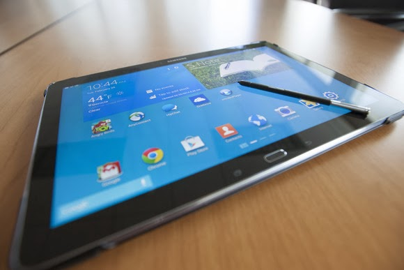Samsung Galaxy Note Pro Review and Spec