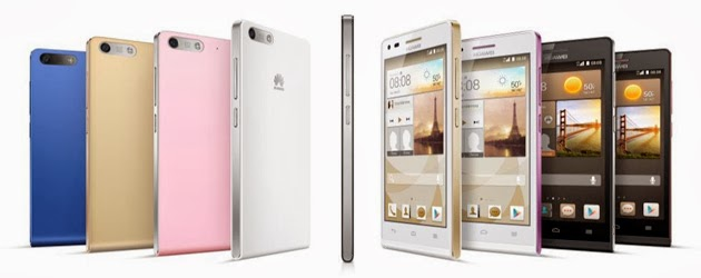 Huawei Ascend G6 4G smart phone Review and Spec