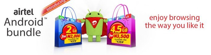 Why you need to Favour Airtel's Android Data Plans Over their Blackberry Bundles.