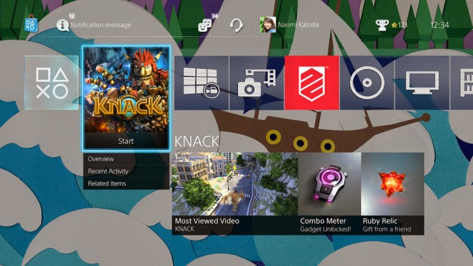 PlayStation 4 Update Coming Next Week With 'Share Play' Feature