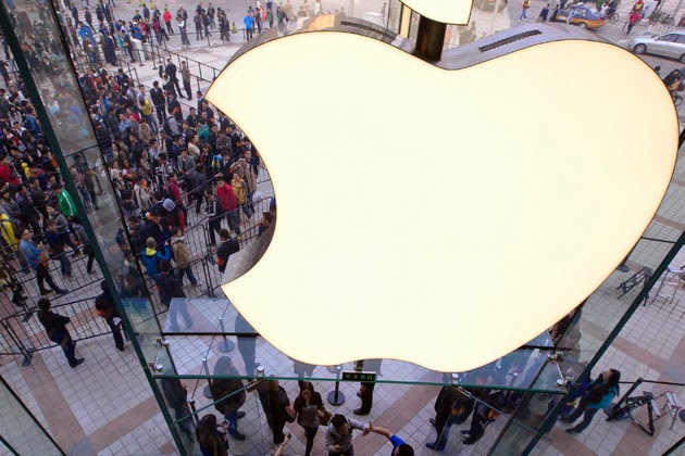 Apple says it has taken action against the infected apps in China