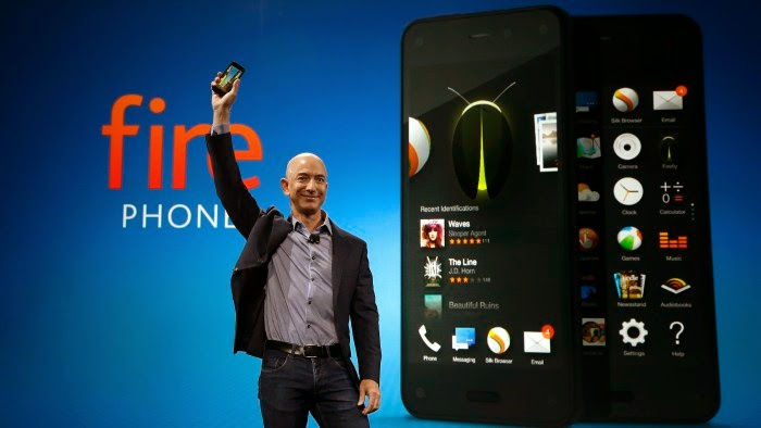 "Amazon is getting ""Fired"" up for another smartphone"