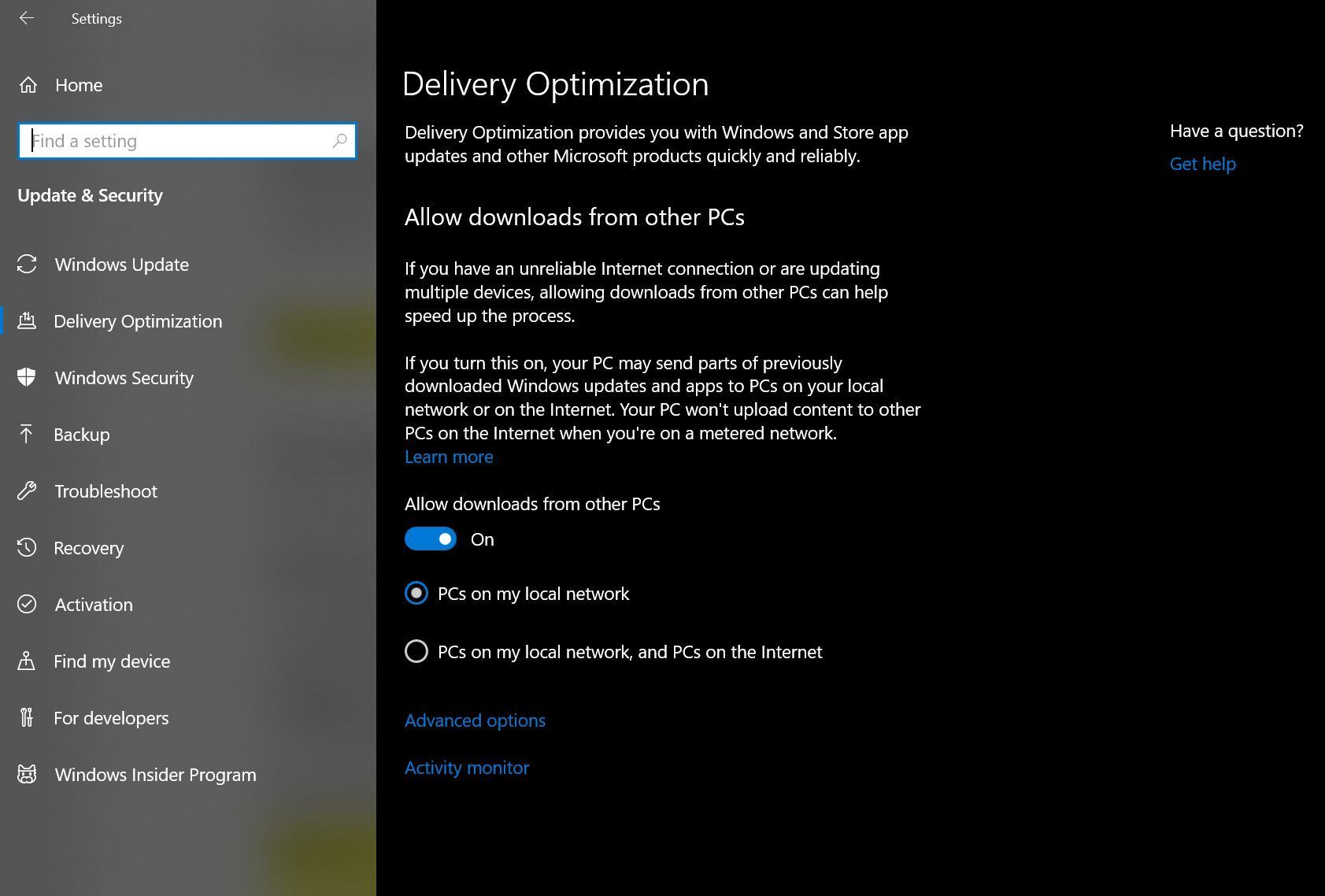 delivery-optimization